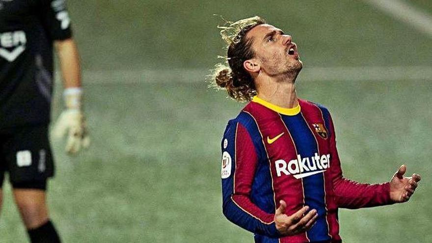 El Barça cedeix Griezmann a l'Atlètic i fitxa Luuk de Jong