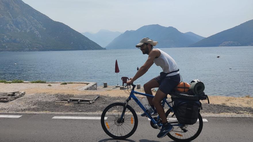 Obxectivo Istambul: 3.000 km sobre rodas
