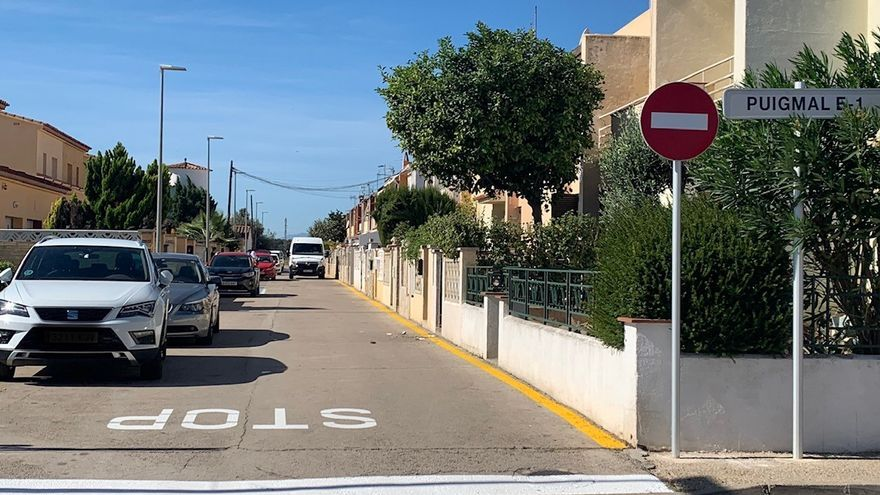 L'Ajuntament de Castelló millora la mobilitat a la zona del Puigmal