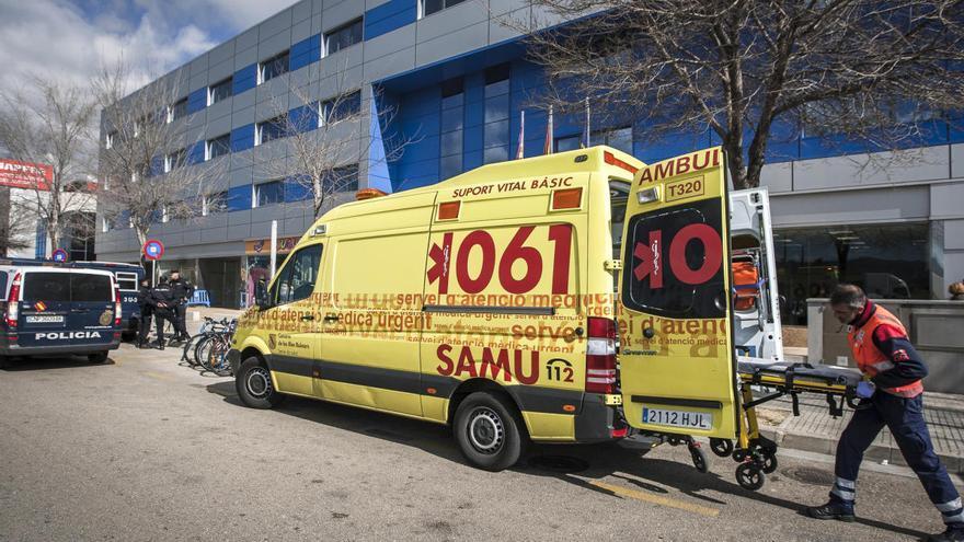 El SAMU se refuerza en Mallorca