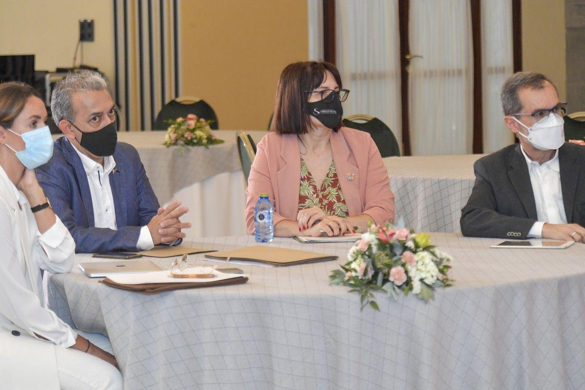 Debate 'La protección social tras la covid' en el Campus de Verano de la Fundación Siglo XXI