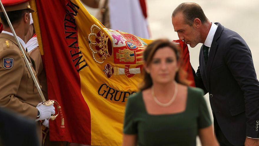 Estepona celebrará su primera jura de bandera de personal civil el 13 de noviembre