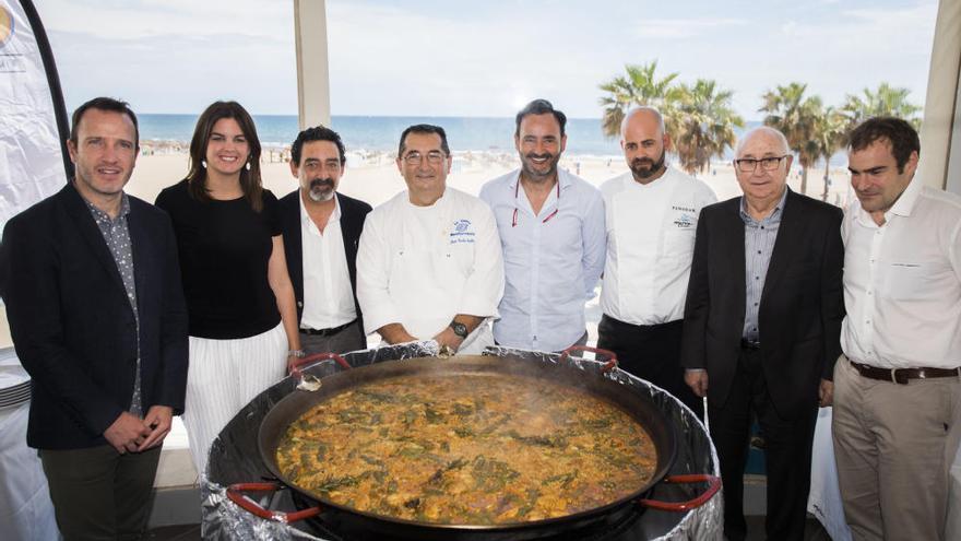 La 'Semana de la Paella' comienza en València