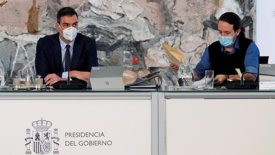 Las diferencias entre PSOE y Podemos frenan la ley de vivienda
