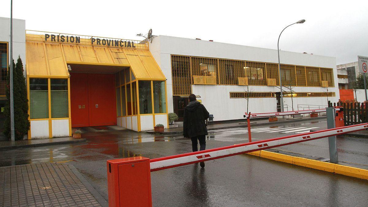 Cárcel de Pereiro de Aguiar en Ourense