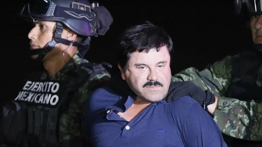 Los abogados del 'Chapo' Guzmán piden repetir el juicio