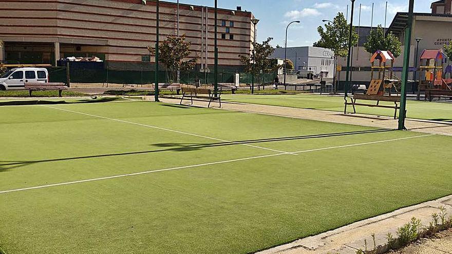 El Ayuntamiento de Zamora licita dos pistas deportivas junto al Centro Cultural y de Ocio