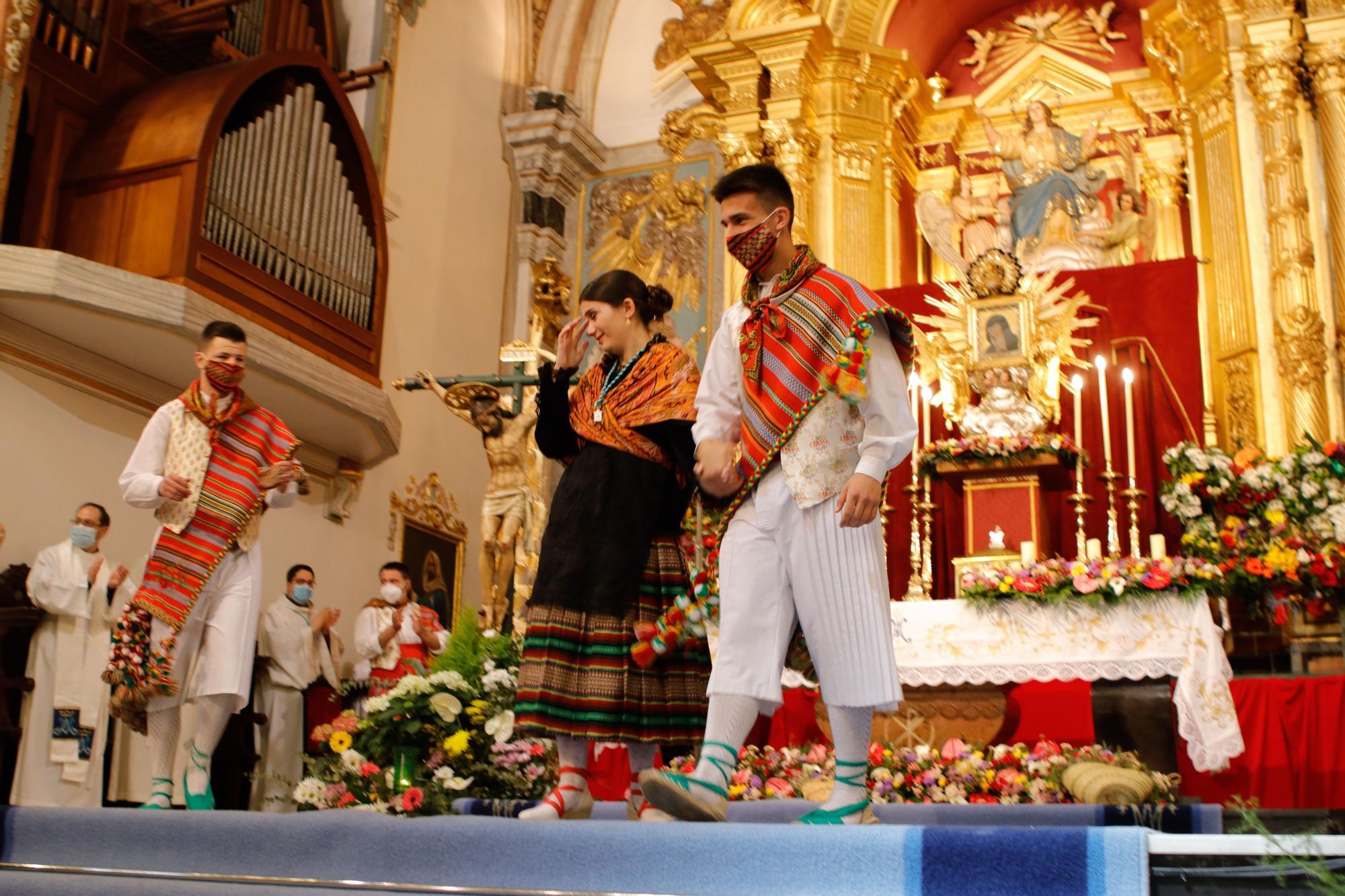 Festividad de la Mareta en Cocentaina