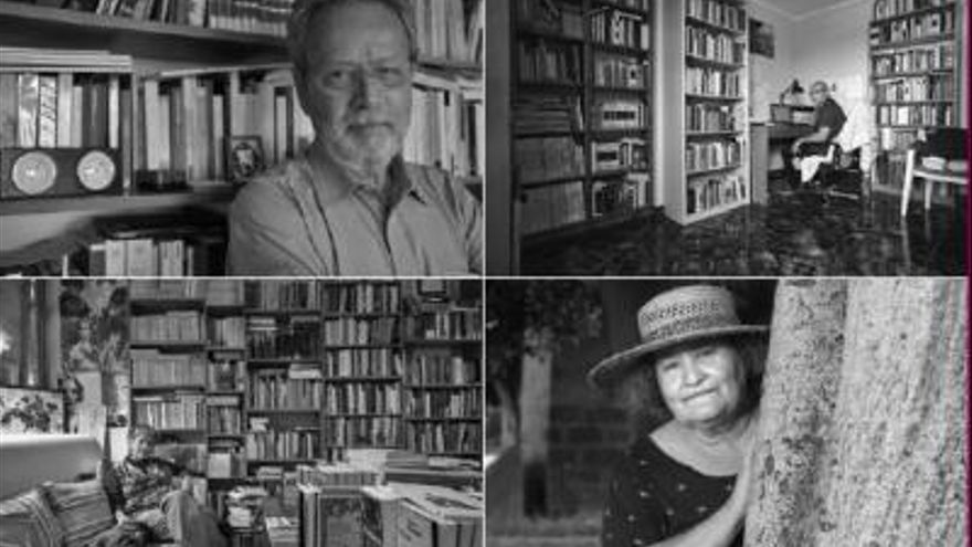 Exposición fotográfica 'Rostros y Rastros de Poetas'