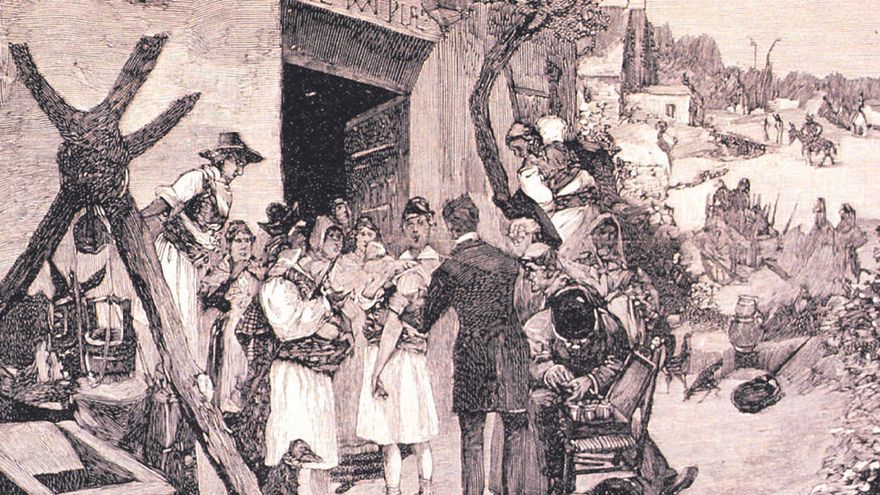 Vacunación: una batalla no tan antigua en la Comunidad Valenciana