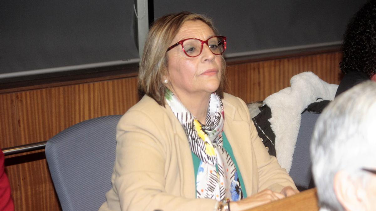 Aurora Prieto, concejala de Servizos e Turismo