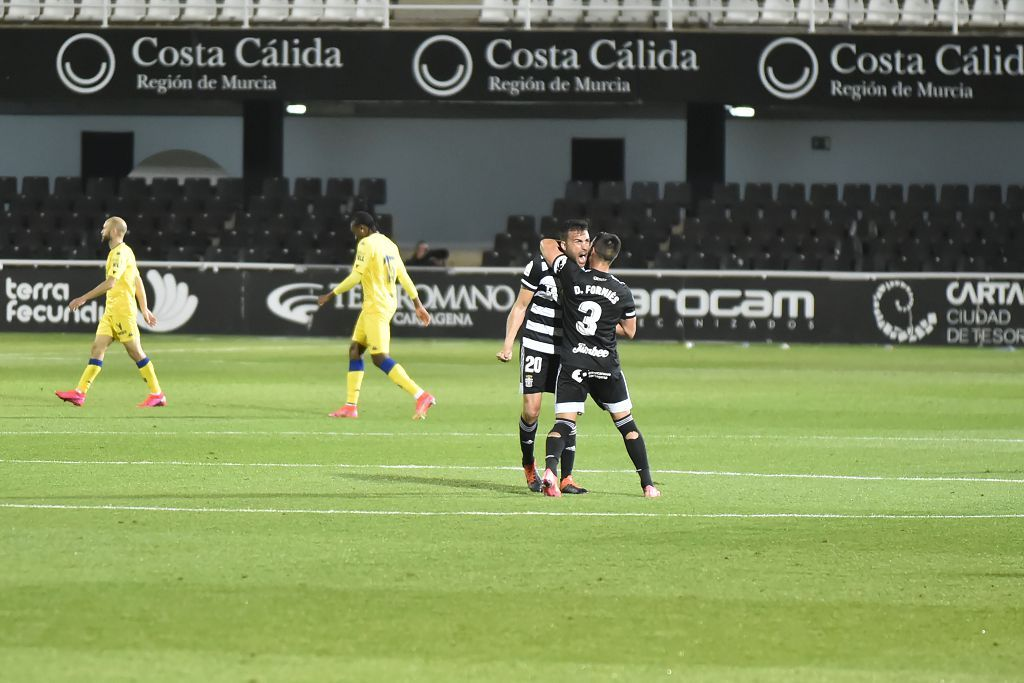 FC Cartagena - Alcorcón