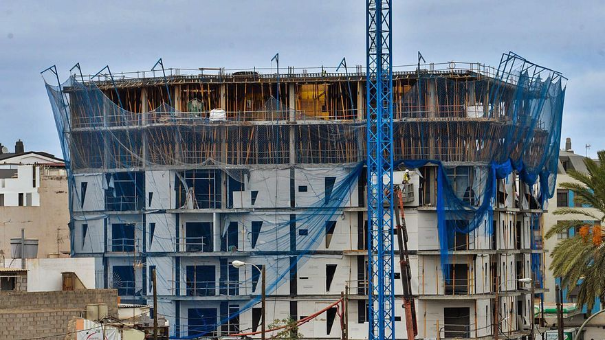 La pandemia reduce casi en un 3% los precios de las viviendas en la capital