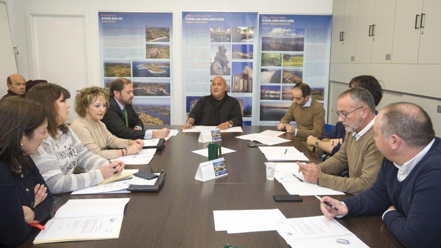 Los alcaldes del Consorcio acuerdan crear la mancomunidad