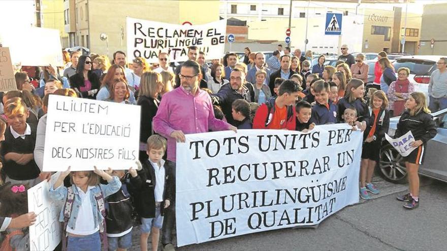 Más mociones para exigir devolver el plan plurilingüe al José Soriano de Vila-real