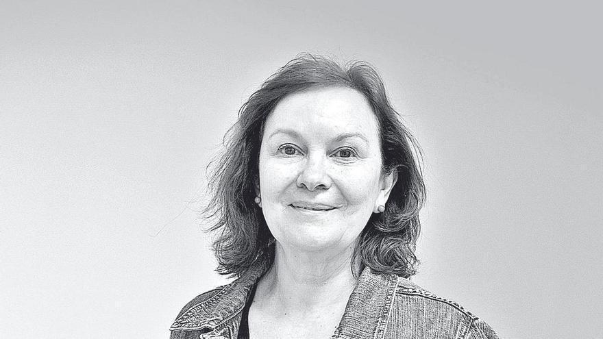 Clara Sánchez:«No somos lo que parecemos. Nos disfrazamos»