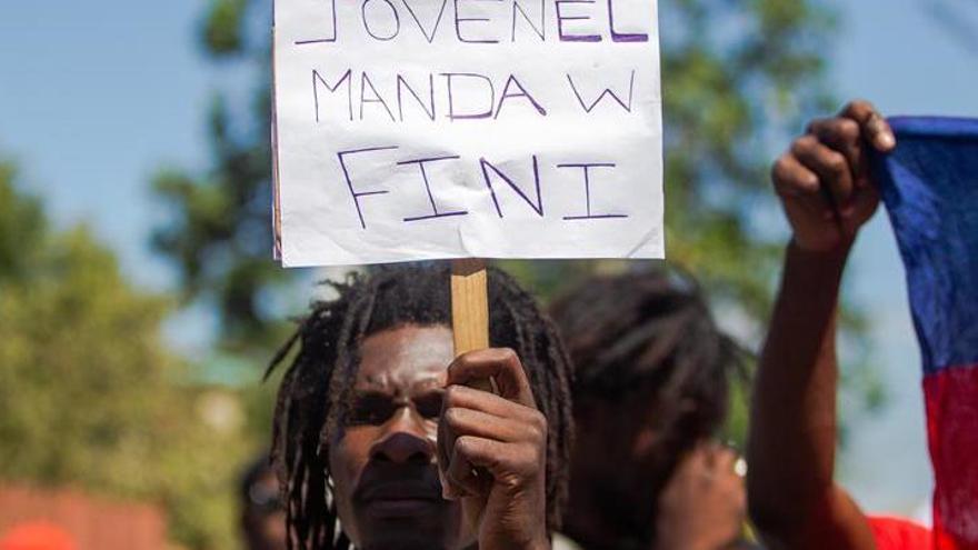 Liberan al juez acusado de montar un golpe de Estado en Haití