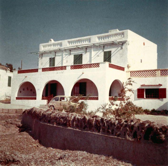 Das Häuschen in Alcúdia.