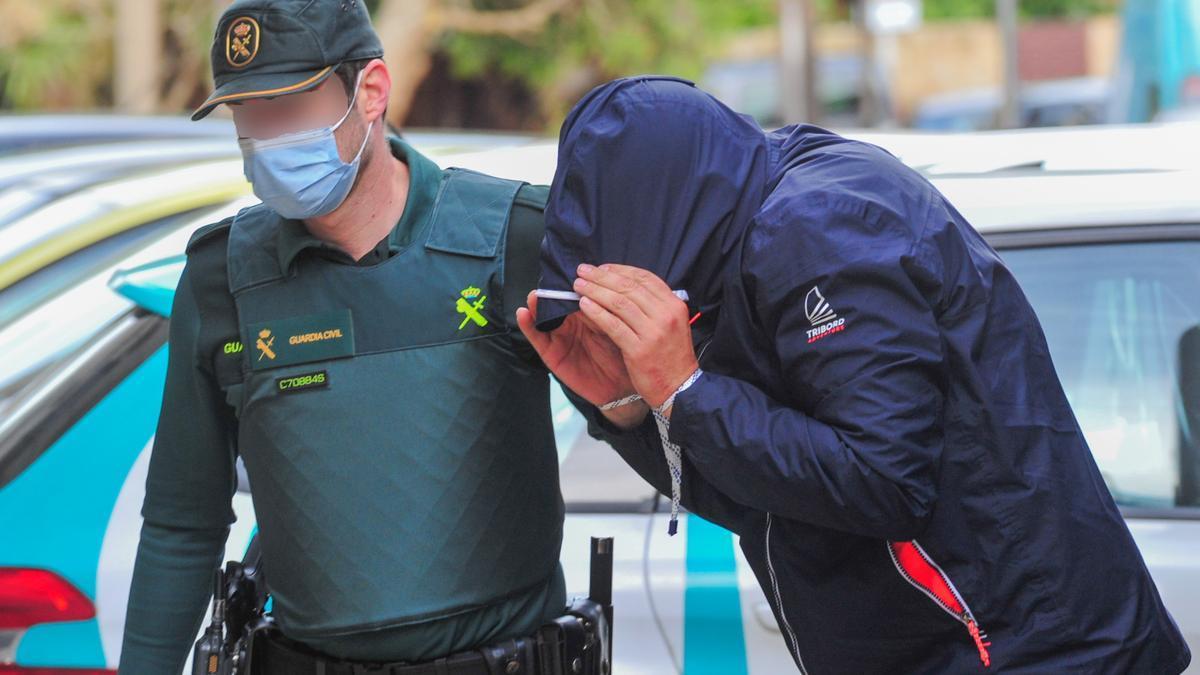 Operación contra el tráfico de heroína en Galicia