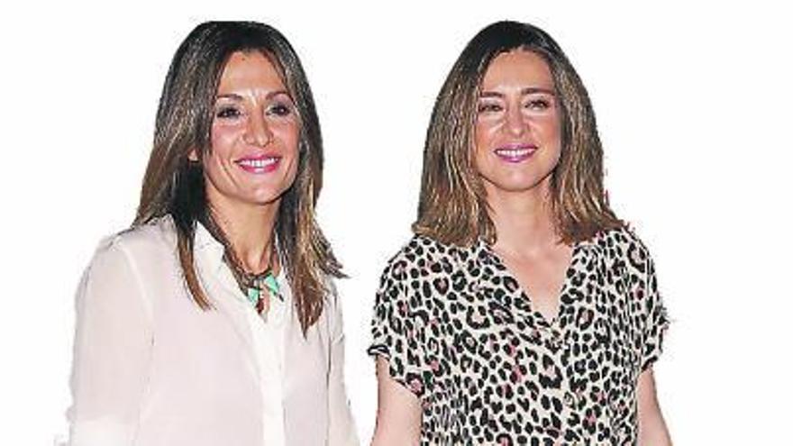Nagore y Sandra Barneda, futuras mamás