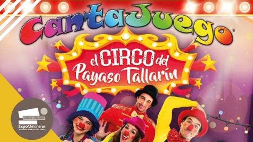 El circo del payaso Tallarín
