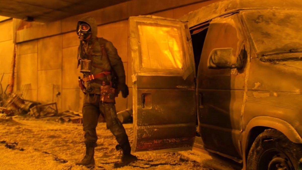 'Fear The Walking Dead'.