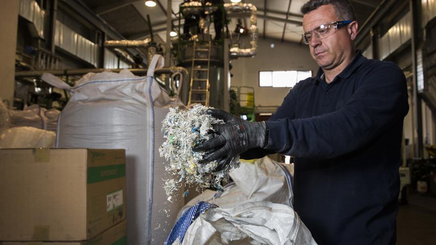 Greene transformará 50.000 toneladas de residuos del sector textil y del calzado en biocombustible y ceras industriales