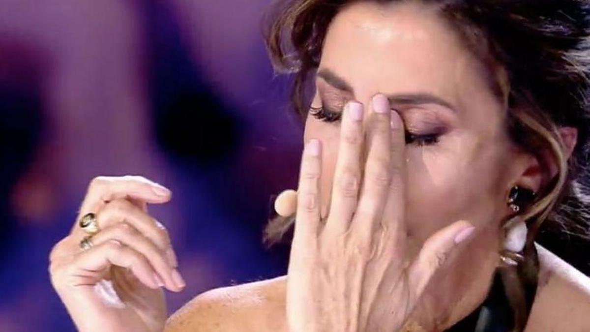Paz Padilla despedida de Got Talent