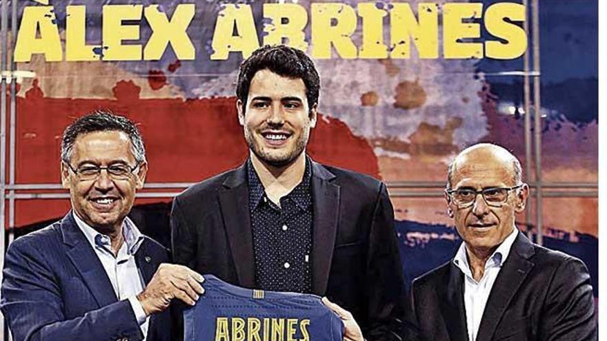 """Àlex Abrines: """"Necesitaba volver a disfrutar"""""""