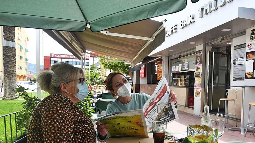 La prensa en papel no contagia