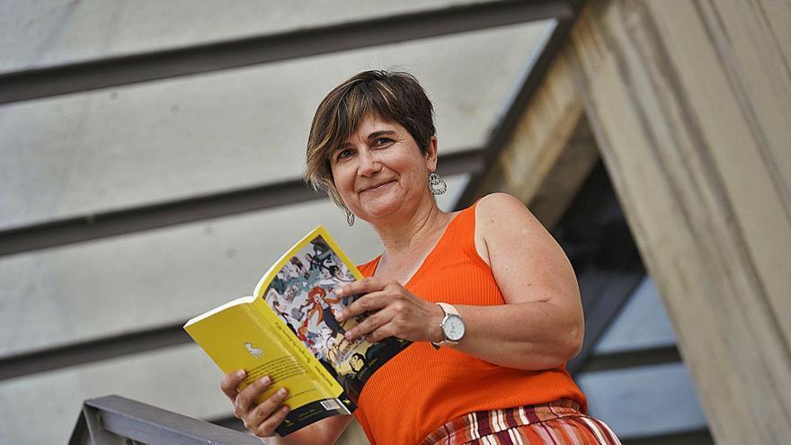 Meritxell Pubill es llança a la novel·la infantil-juvenil
