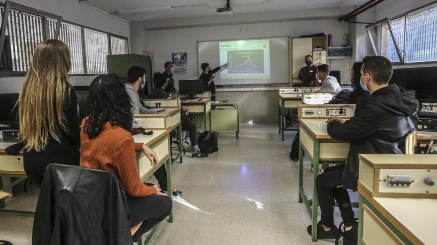 El Vinalopó organiza la primera feria virtual de información educativa de la Comunidad Valenciana