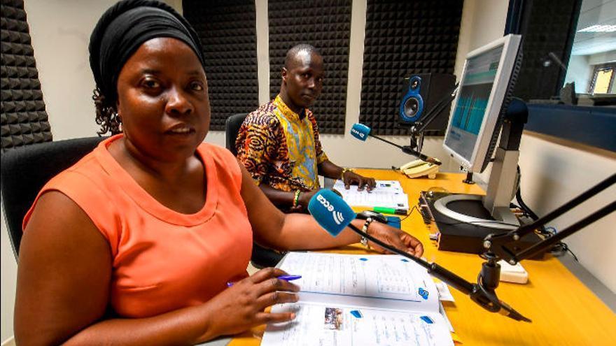 Guinea Bissau adopta el modelo de Radio Ecca para formar a 400 mujeres