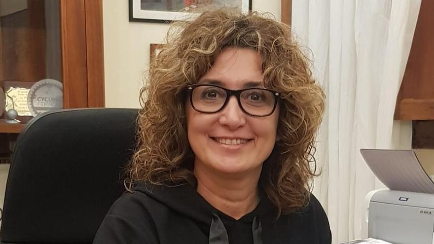 Francisca Mora: «La prioritat és donar suport a les famílies i el teixit empresarial»