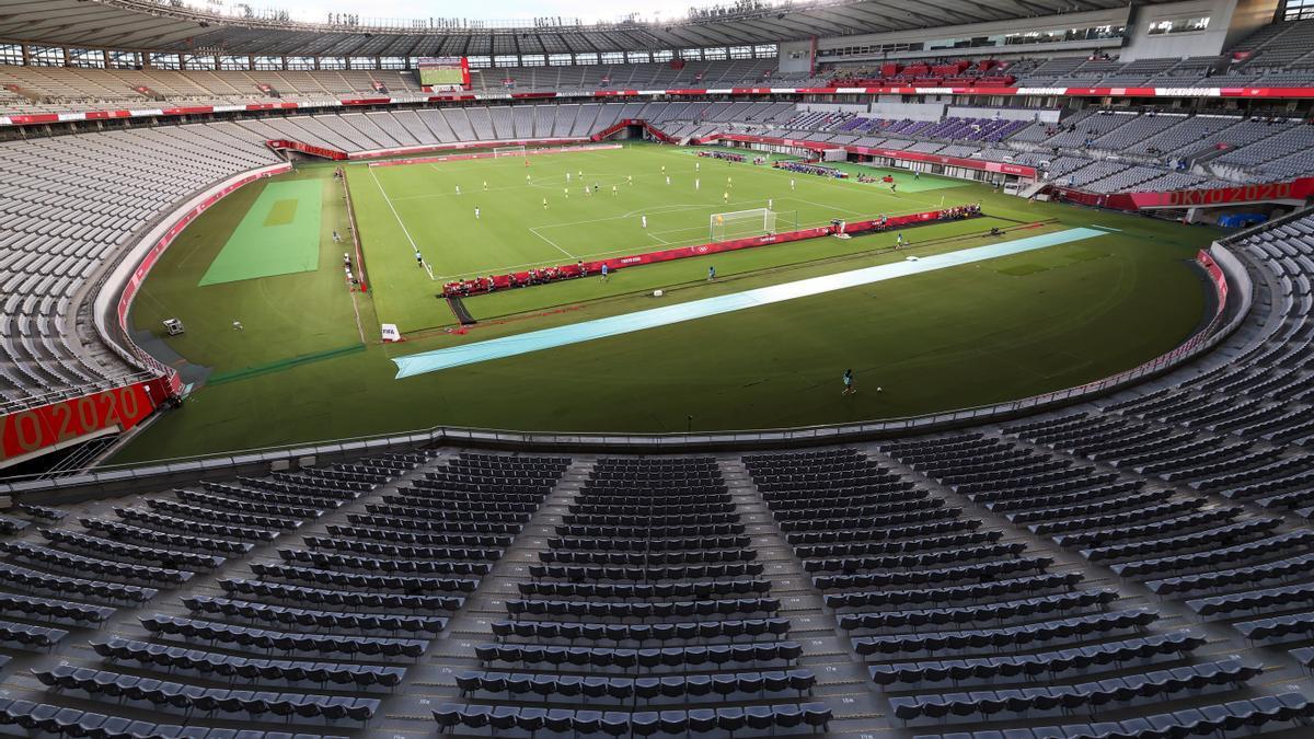 Guinea renuncia a participar en los JJ.OO. de Tokio por la covid-19.