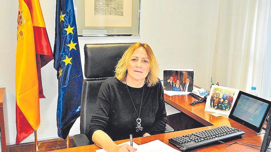 La valenciana Carmen Collado sustituirá a Illueca en Inspección de Trabajo