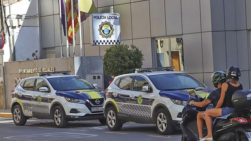 Los sindicatos critican que policías interinos de Rojales salgan a patrullar