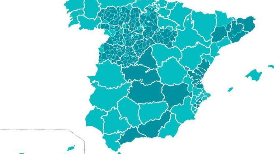 Listado de pueblos de Zamora que pasarían a la fase 2 este lunes, 25 de mayo