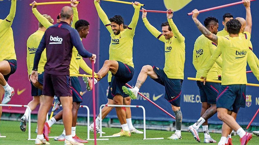FC Barcelona kommt mit Lionel Messi nach Mallorca