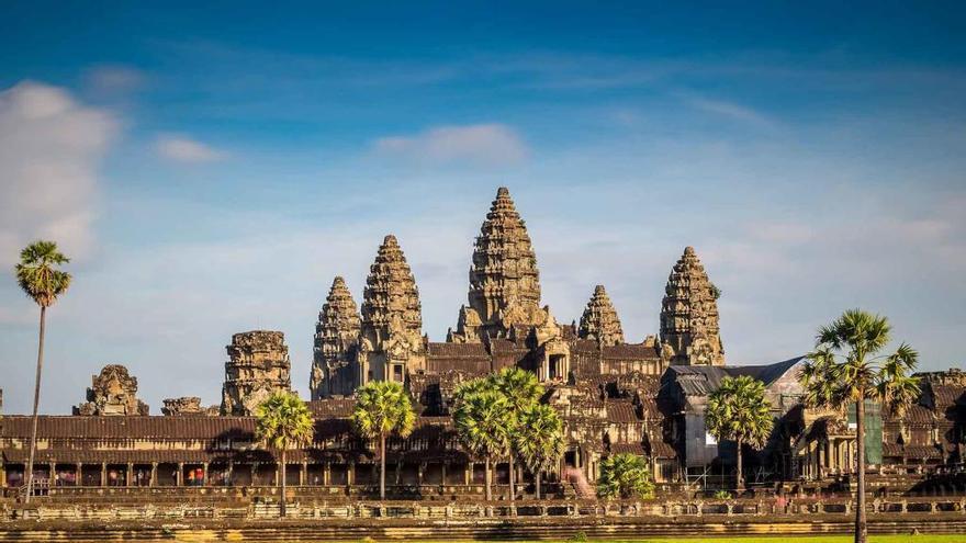 Angkor Wat, el templo más grande