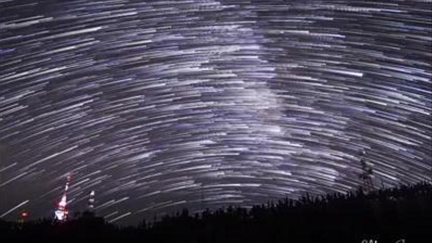 Noche de Perseidas en Canarias