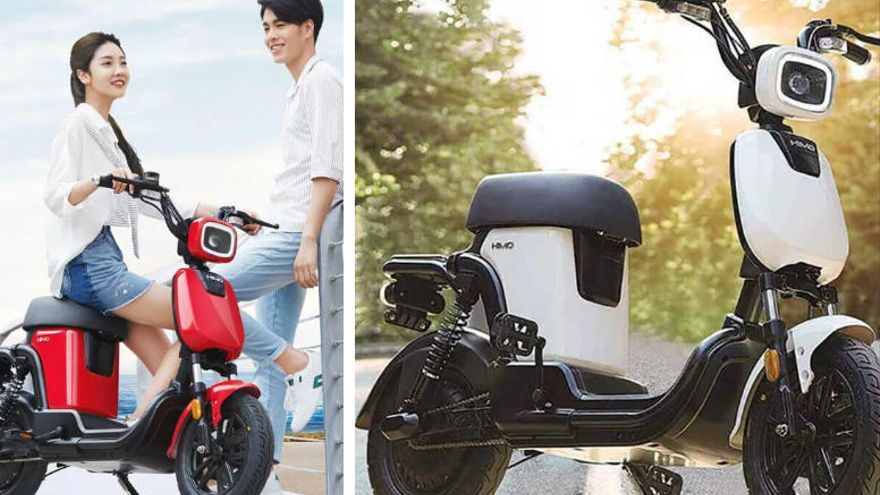 Un bici elèctrica amb aspecte de moto amb 120 km d'autonomia i per només 400 euros?