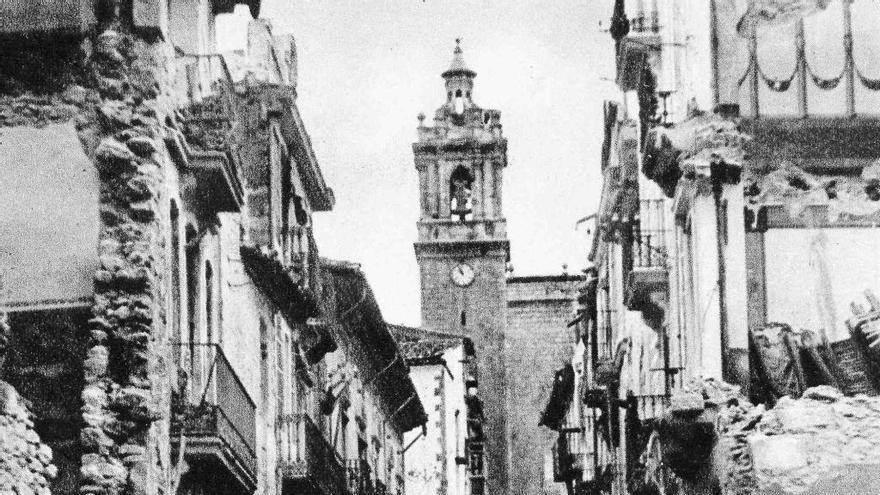 Benito Otazu, el escolapio que libró a Vilafranca de las bombas nazis