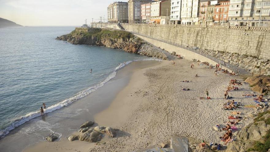 La playa del Matadero estará cerrada este viernes por labores de higienización y trabajos en el arenal