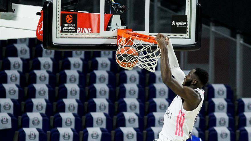 Los madridistas Garuba y Alocén y otros cuatro españoles se presentan al Draft de la NBA