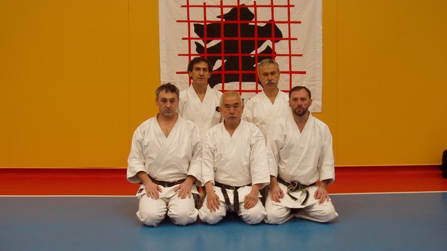 Fallece el maestro de karate de toda Asturias, Hiromichi Kohata, a los 76 años
