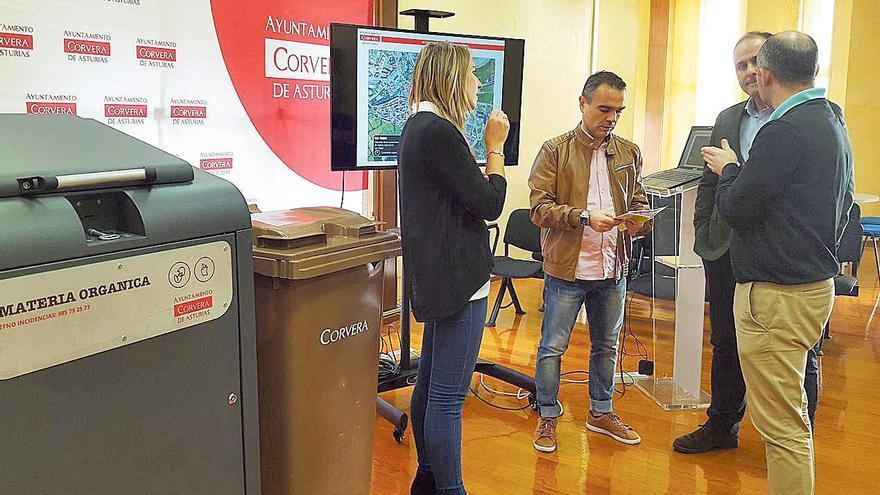 Éxito de la recogida de residuos orgánicos el primer año en Corvera