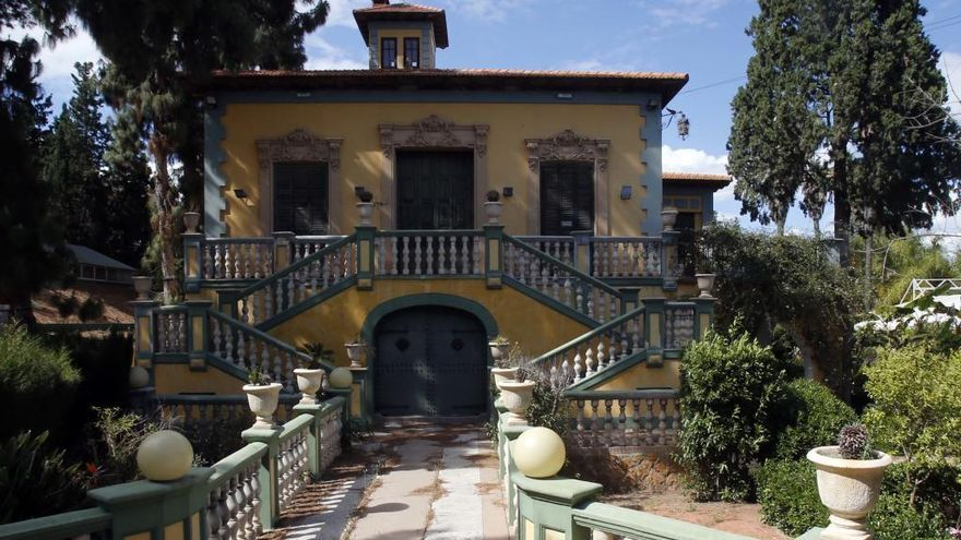 La Generalitat compra el chalé de Rocafort donde vivió Machado