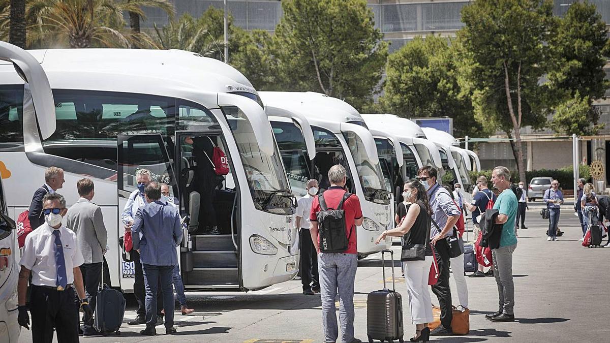 Ayudas de más de un millón para transporte discrecional