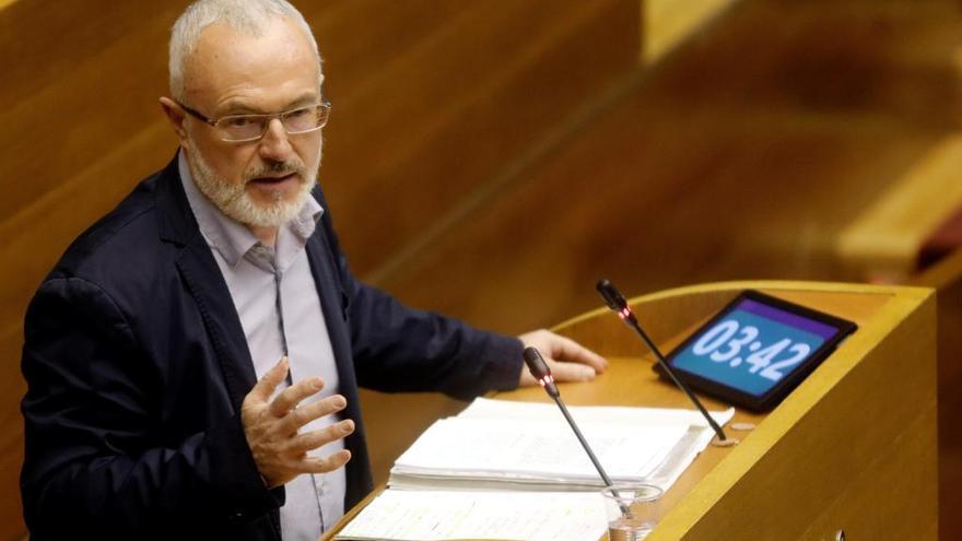 Antonio Montiel considera un error anticipar cabezas de lista de Podem a autonómicas